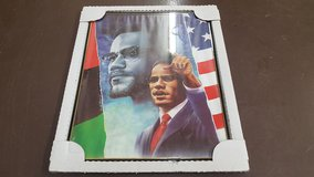 """16"""" x 20"""" Malcolm X Picture in Kingwood, Texas"""