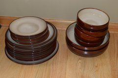 Plate Set in St. Charles, Illinois