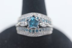 Blue Star Diamond ring in Elizabethtown, Kentucky
