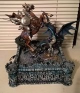 Dragon Slayer Medieval Deluxe Chess Set in Orland Park, Illinois