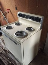 kitchen stove in Fort Leonard Wood, Missouri