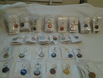 Beer Cap Keychains (100 keychains) in Coldspring, Texas