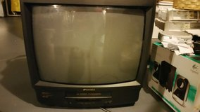 "SANSUI 19"" TV WITH VCR in Fort Knox, Kentucky"