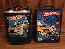 Hot Wheels Cars Carrying Case (pictured on left) in Naperville, Illinois