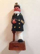 Vintage Hand Carved Figurines in Chicago, Illinois