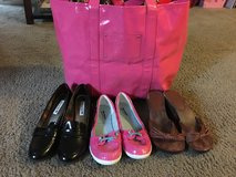 Shoes and bag set in Travis AFB, California