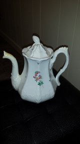 Antique tea pitcher in Fort Benning, Georgia