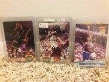 Shaq rookie lot in Fort Carson, Colorado