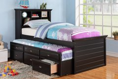 ON SALE!! TWIN TRUNDLE BED FREE DELIVERY in Huntington Beach, California