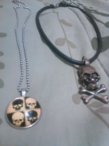 Skull Necklaces in Alamogordo, New Mexico
