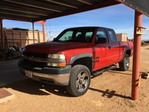 REDUCED-2002 Chevrolet Silverado 2500 HD Extended cab in Yucca Valley, California