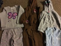 Sweats and sweaters 4t bundle in Travis AFB, California