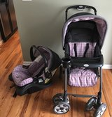 Eddie Bauer travel system - stroller and car seat in Morris, Illinois