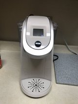 Keurig 2.0 Coffee Maker (beige) Great Conditions - Pick up in North Aurora or in Naperville by 8... in Bolingbrook, Illinois