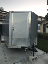 2016 7x16 Enlosed Trailer in Camp Pendleton, California