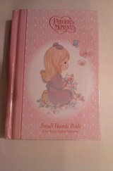 Precious Moments New king james version small hands bible in Clarksville, Tennessee