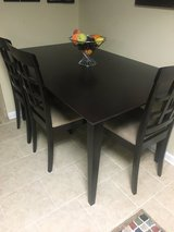 Dining table with 3 chairs. in Bolingbrook, Illinois