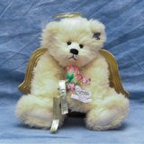 COLLECTOR BEAR ANNETTE FUNICELLO ANGEL HEART TOY COLLECTIBLE in Travis AFB, California