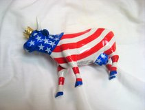 Retired American Royal #Cows on Parade Art Figurine Chicago New York Exhibit in Kingwood, Texas