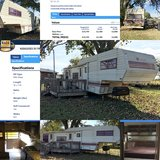 1984 Prowler 5th Wheel M-35-5F in Lawton, Oklahoma
