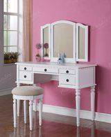 NEW VANITY WITH STOOL in Riverside, California
