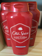 Old Spice Classic Shower Gel in Bartlett, Illinois