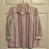 Stripe blouse in Warner Robins, Georgia