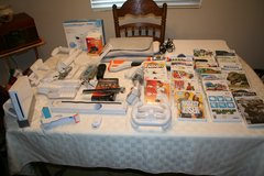 Wii Console and 23 Games in Camp Lejeune, North Carolina