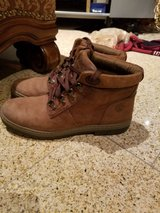 Timberland boots brown women in Naperville, Illinois