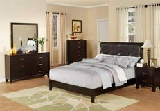 Brand New-Solid Wood Queen Size Bedroom Set in Virginia Beach, Virginia