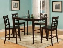 PUB Table and 4 Chairs--BRAND NEW in Virginia Beach, Virginia