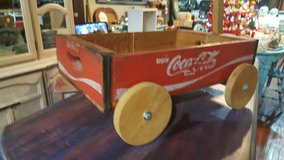 Coca Cola Wagon in Spring, Texas