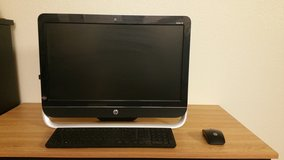 HP Pavilion 23 in Fort Irwin, California