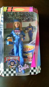 Nascar Barbie in Spring, Texas