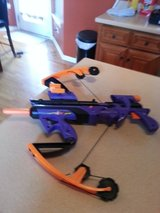 NERF BOW AND ARROW in Sandwich, Illinois