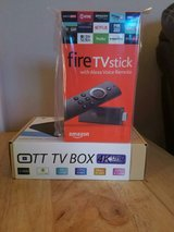 Unlocked Amazon Firesticks $80.00 & Android Cable Boxes $85.00 in Fort Benning, Georgia
