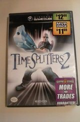 Gamecube Time Spitters 2 in Fort Campbell, Kentucky