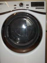 WHIRLPOOL DUET FRONT LOAD DRYER; WHITE in Fort Bragg, North Carolina