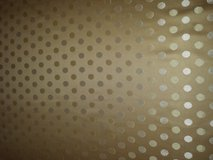Gold polka dot decorator fabric in Morris, Illinois