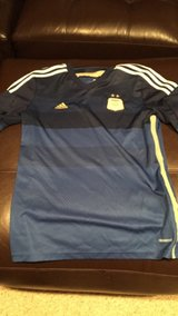 Argentina soccer jersey Adidas youth XL in Bolingbrook, Illinois