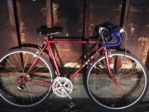 Vintage bike and accessories in Los Angeles, California