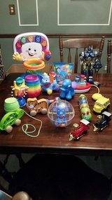 Various Toys and Fisher Price in Elgin, Illinois
