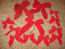Christmas Bows in Bartlett, Illinois