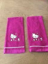 Hello Kitty Bathroom decoration small towels in Fort Bliss, Texas