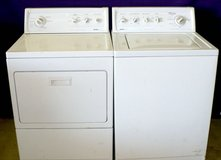 Washer and dryer 60 day warranty in Camp Lejeune, North Carolina