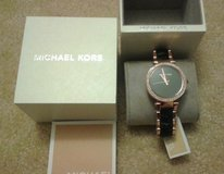 Michael Kors -  Black classic women's diamond Watch in Aurora, Illinois