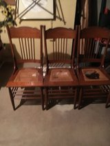 Antique chair project in Plainfield, Illinois