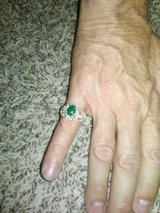 silver ring jade in Yucca Valley, California