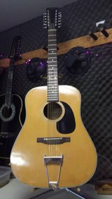 Kingston 12 String acoustic guitar/ 1970's Model in Alamogordo, New Mexico