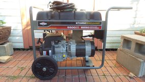 Generator 5500W, Storm Responder in Travis AFB, California